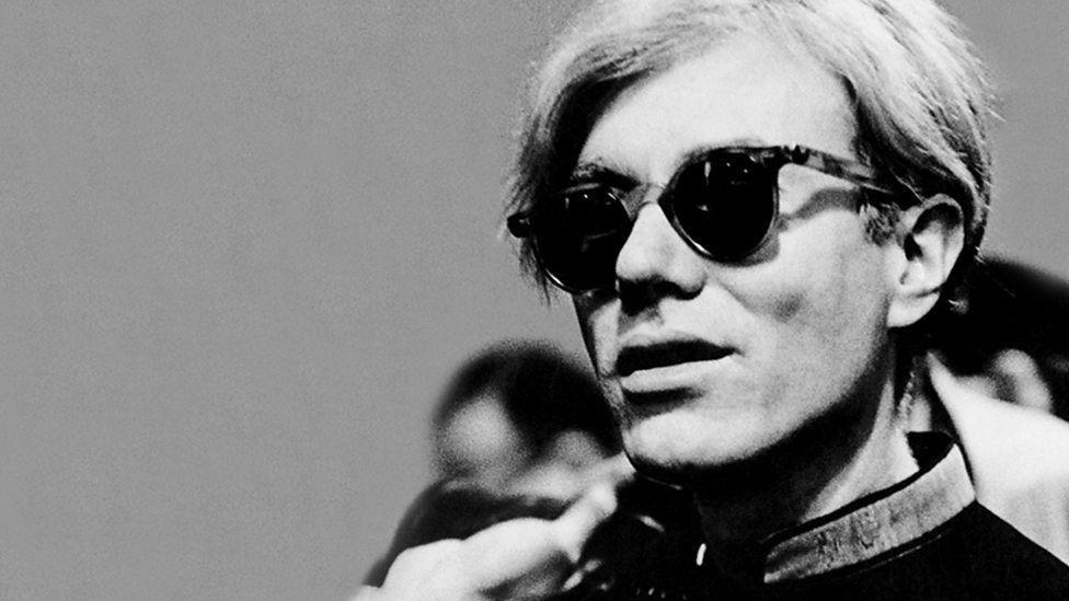 Andy Warhol: Dyn o flaen ei amser