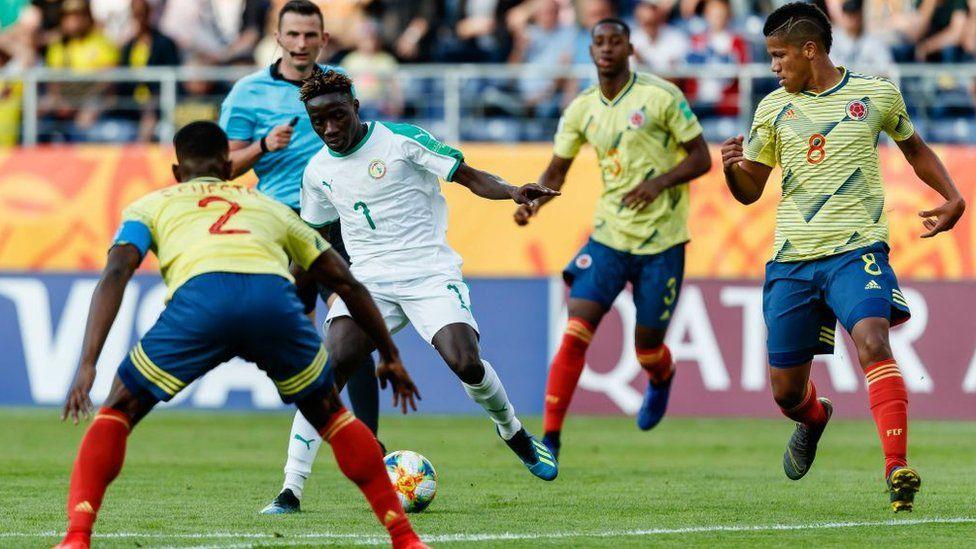Mondial des U20 : le Sénégal en huitièmes de finale