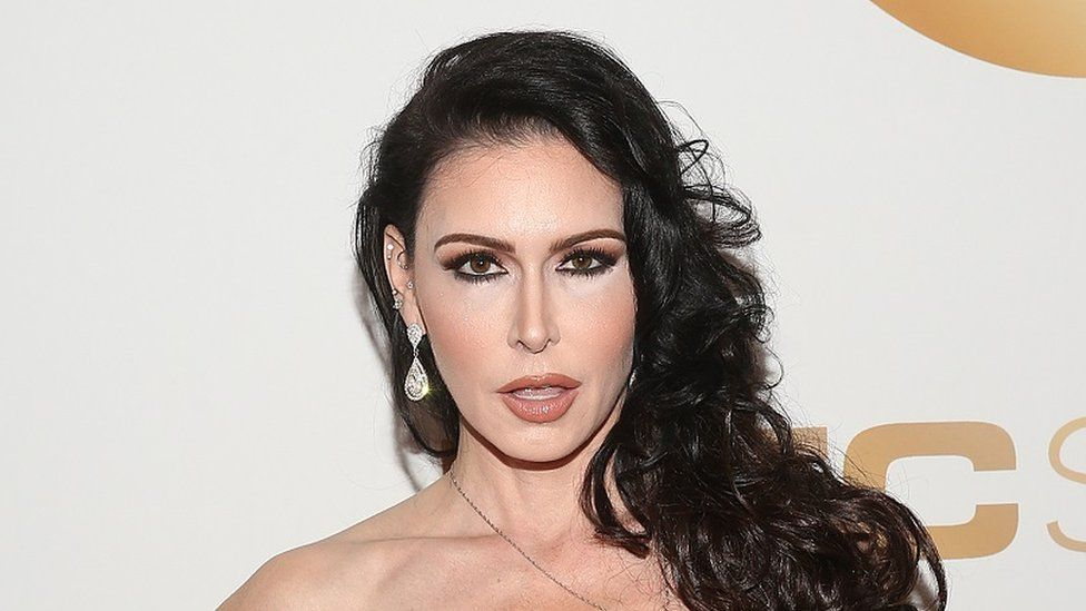 Jessica Jaymes at the 2019 XBIZ Awards