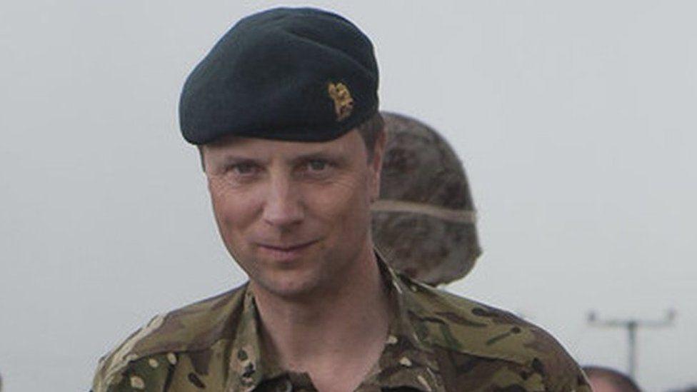 Maj Gen Nick Welch