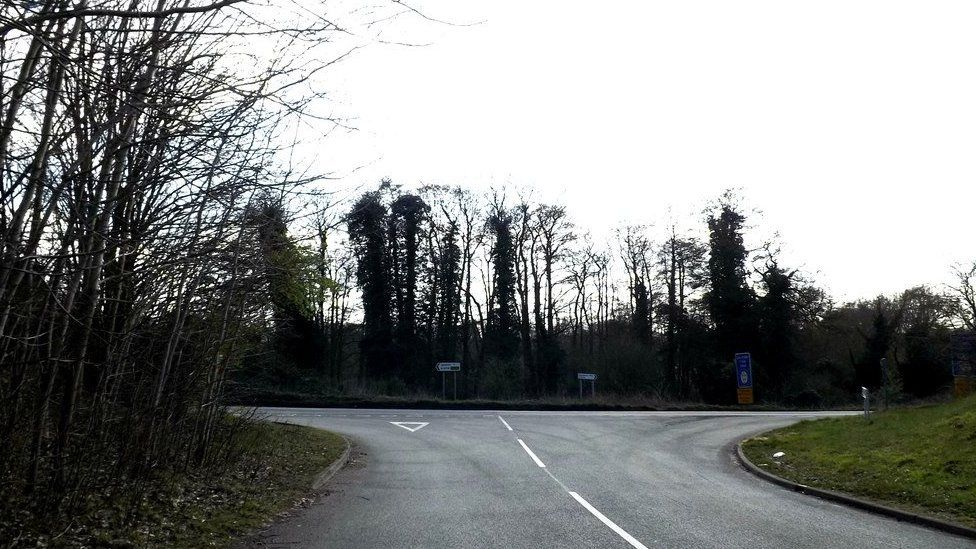 Flordon Road, Creeting St Mary