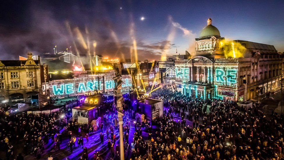 Made in Hull event