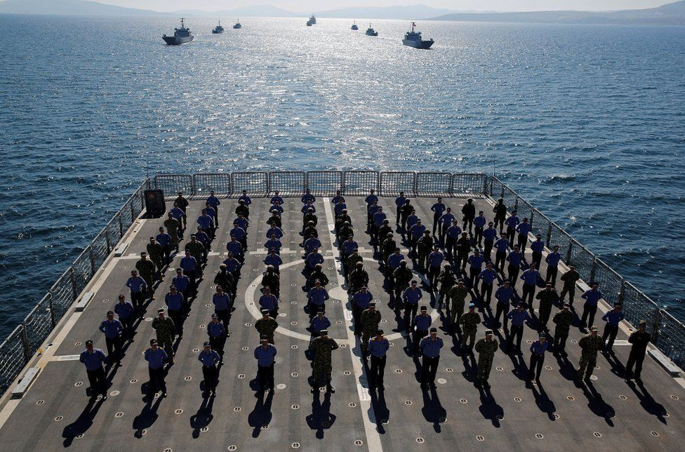 Turkish Navy's