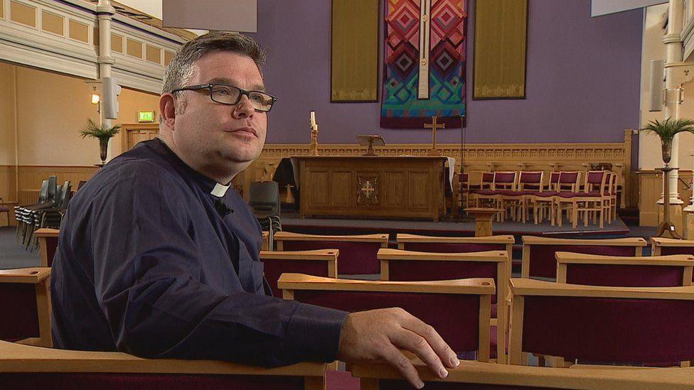 The Reverend Scott Rennie