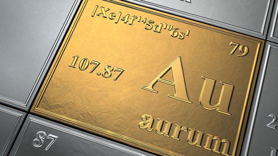 Por qué el oro estaba químicamente destinado a ser dinero