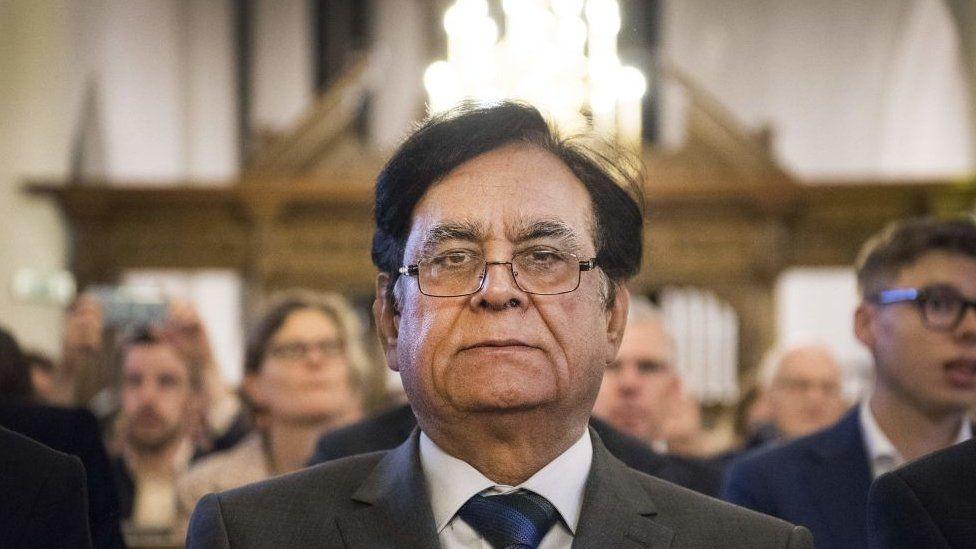Saif ul Malook represented Asia Bibi in a blasphemy case that rocked Pakistan
