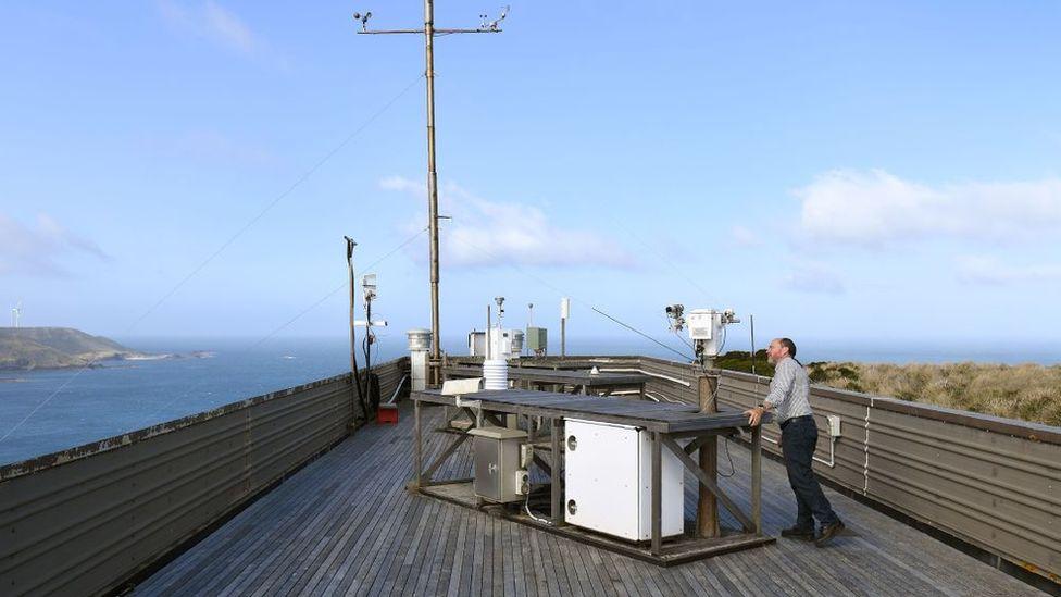 air monitoring