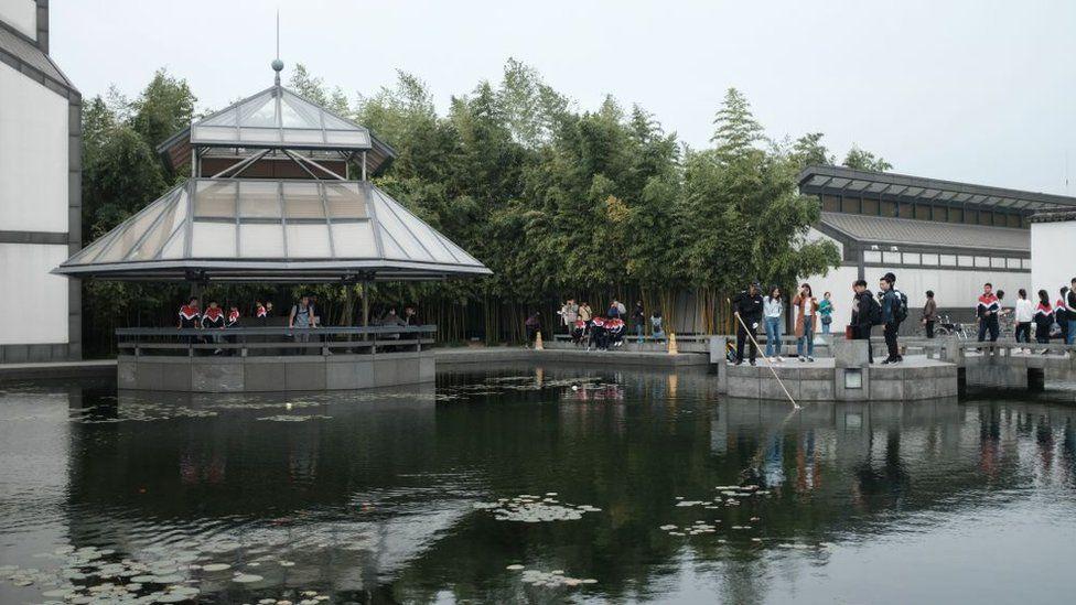 Suzhou Museum in China