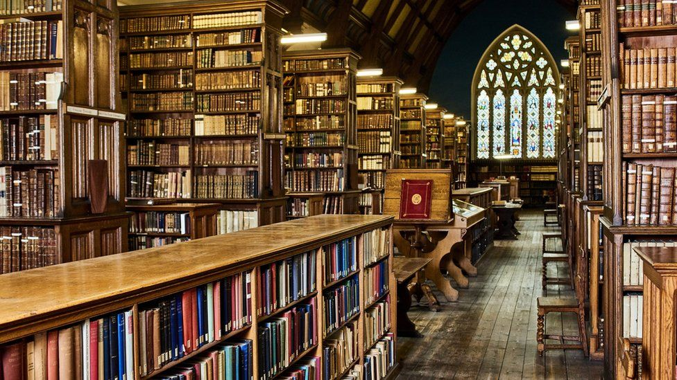 Ushaw College Library