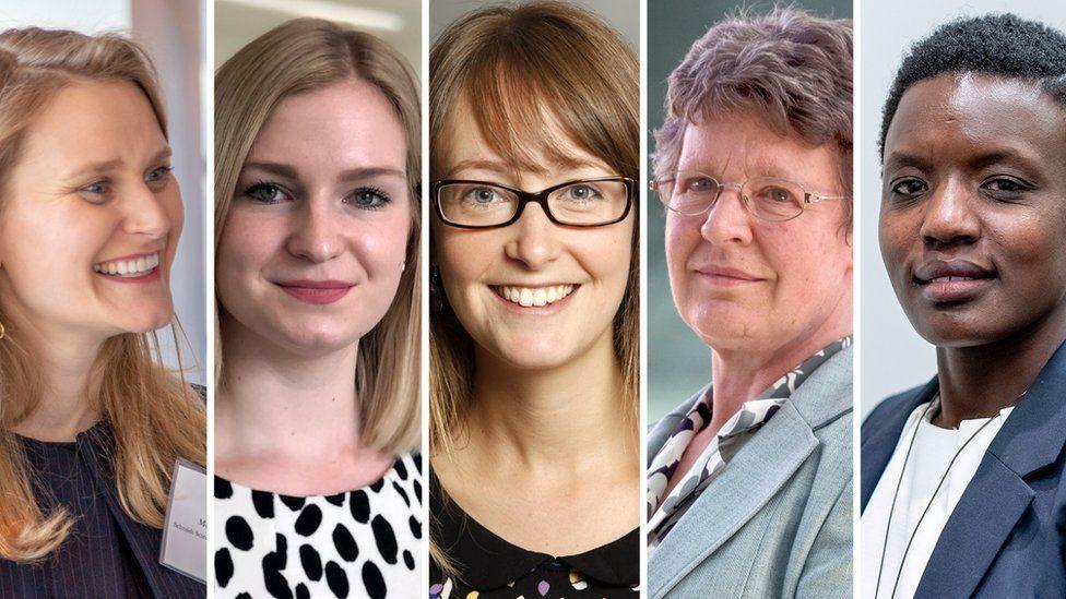 """5 mujeres que están rompiendo """"los techos de cristal"""" en el mundo de la ciencia"""