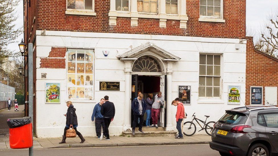 Groundlings Theatre, Portsmouth
