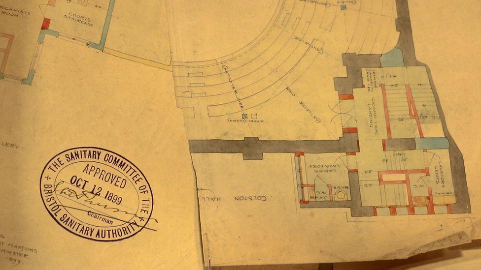 Colston Hall plans