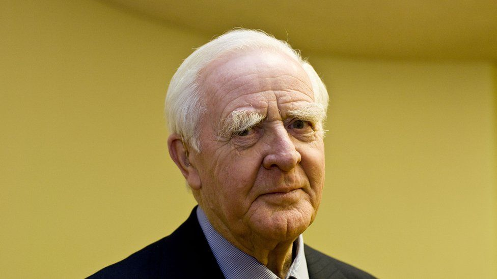 John Le Carre pictured in 2010