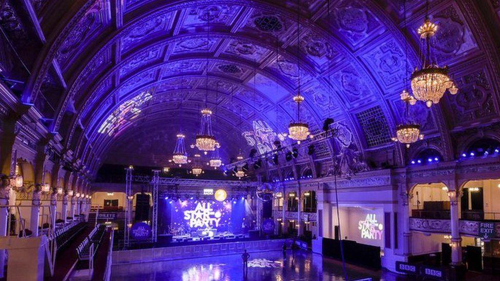 Empress Ballroom, Blackpool