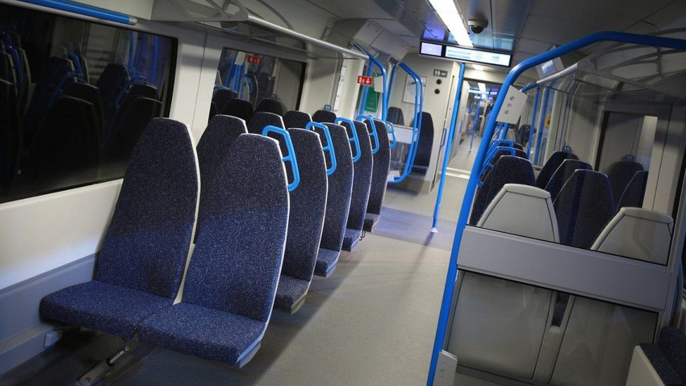 Thameslink seats
