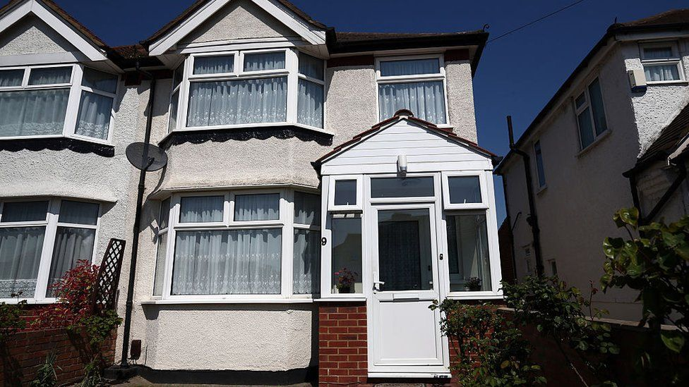 Navinder Sarao's family home in west London