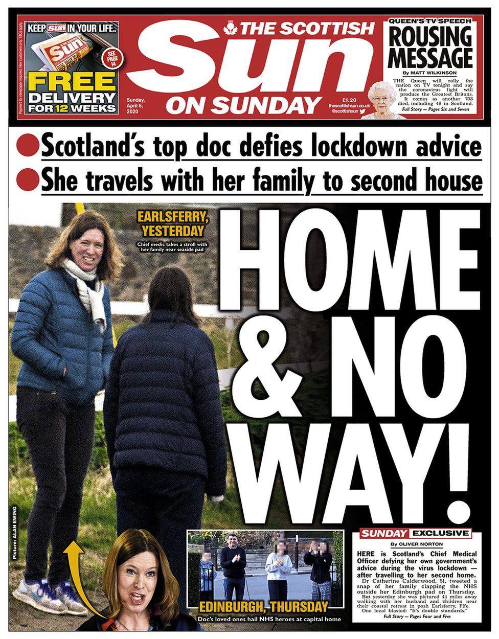 The Scottish Sun on Sunday