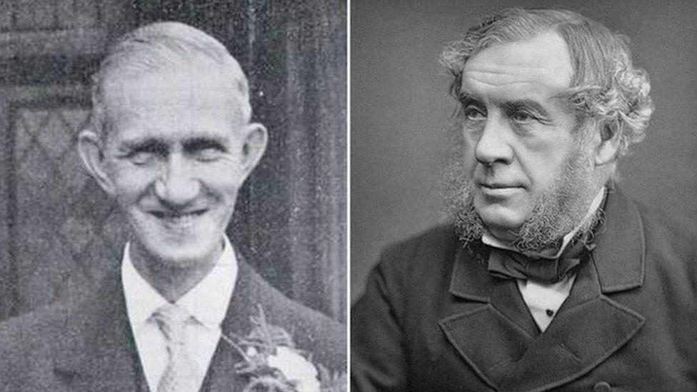 Hugh Wilkins a Williams Grove