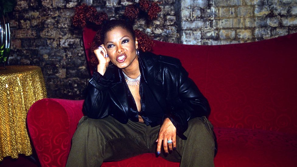 Janet Jackson in 1997