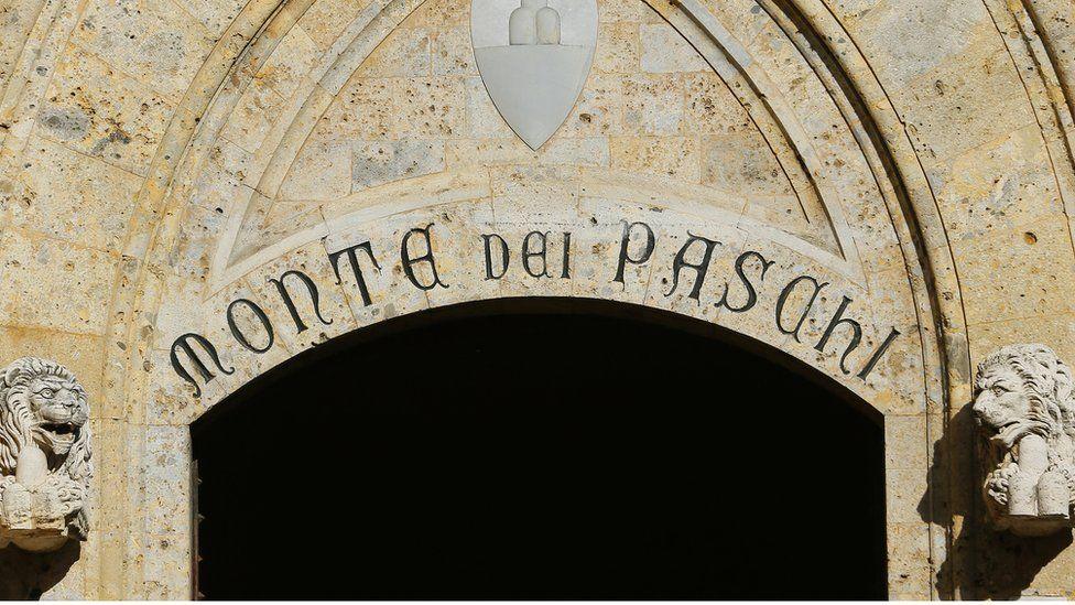 Monte Dei Paschi bank