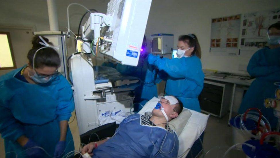 surgery at Royal Papworth Hospital