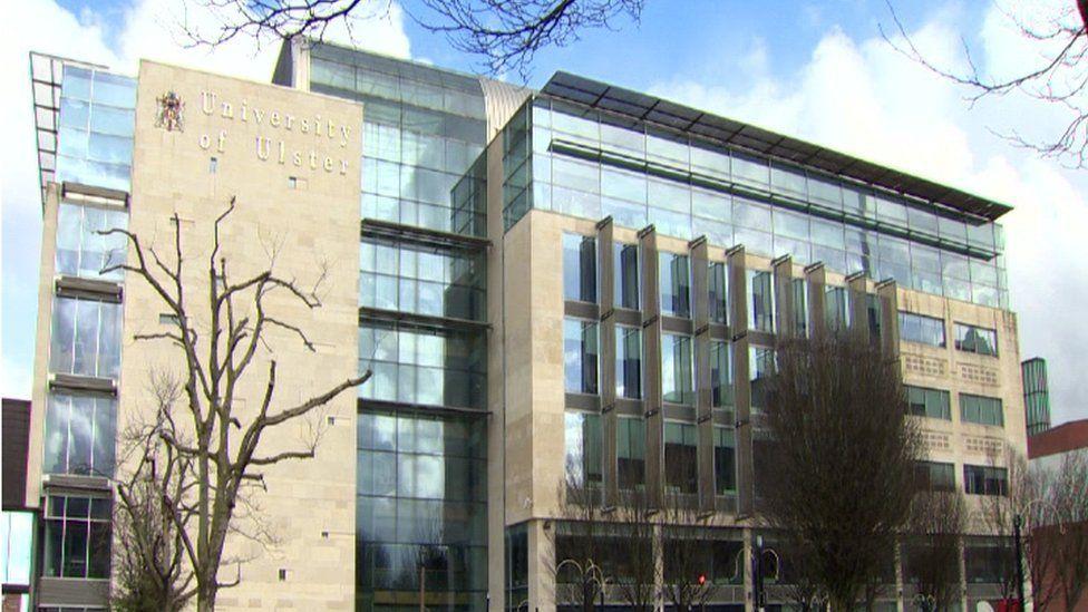 UU's Belfast campus