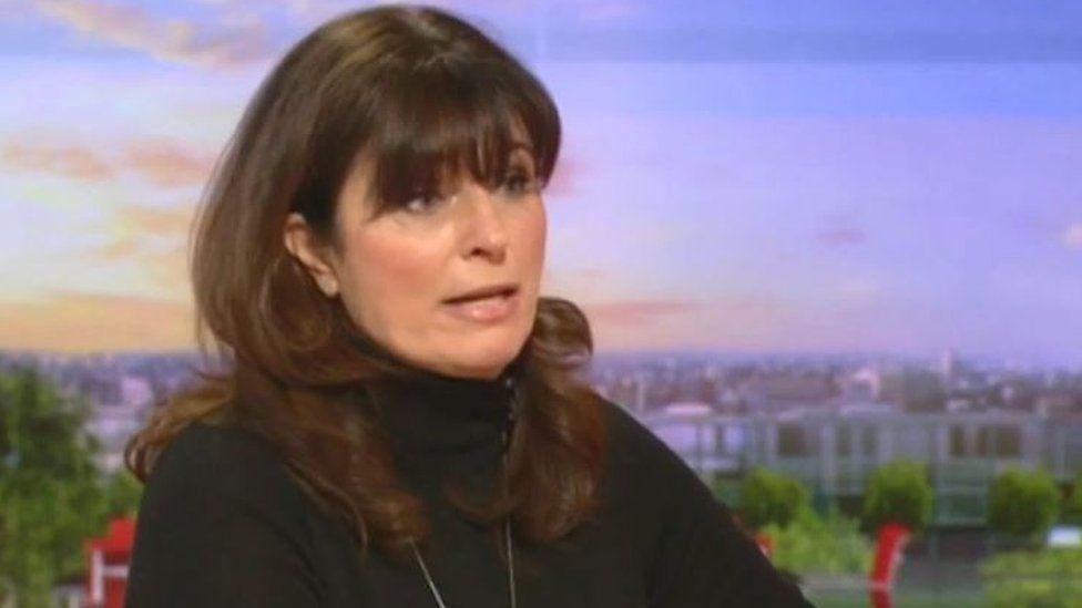 Allison Ogden-Newton, chief executive of Keep Britain Tidy