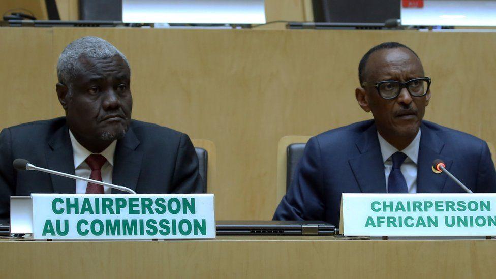 L'UA appelle à une suspension de la proclamation des résultats en RDC