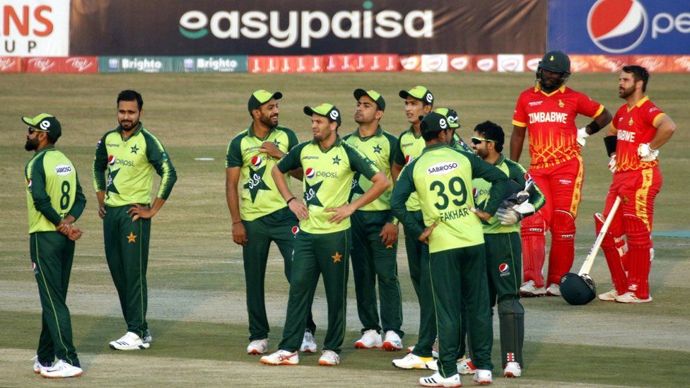Covid Pakistan Cricket Squad Quarantined After Positive Tests In New Zealand Bbc News