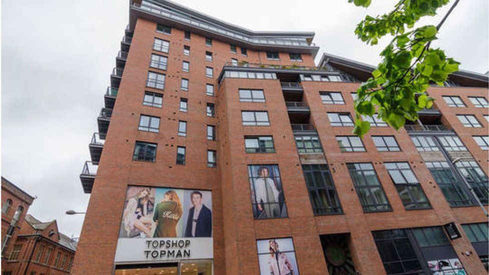 Apartments in Belfast's Chichester Street
