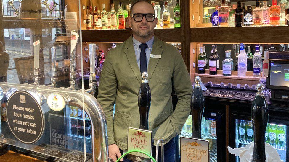 Hotel boss Joe Lavin