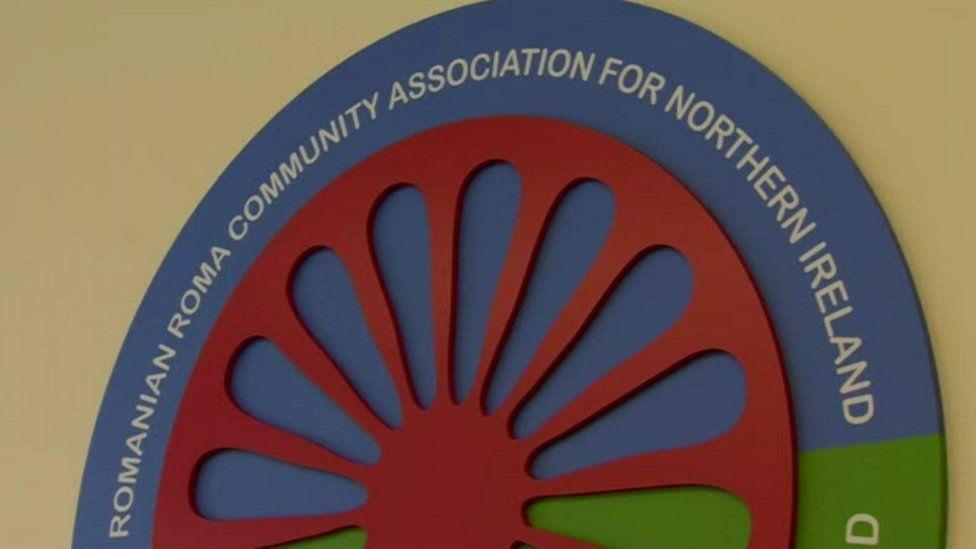 Romanian Roma Community Association for Northern Ireland logo