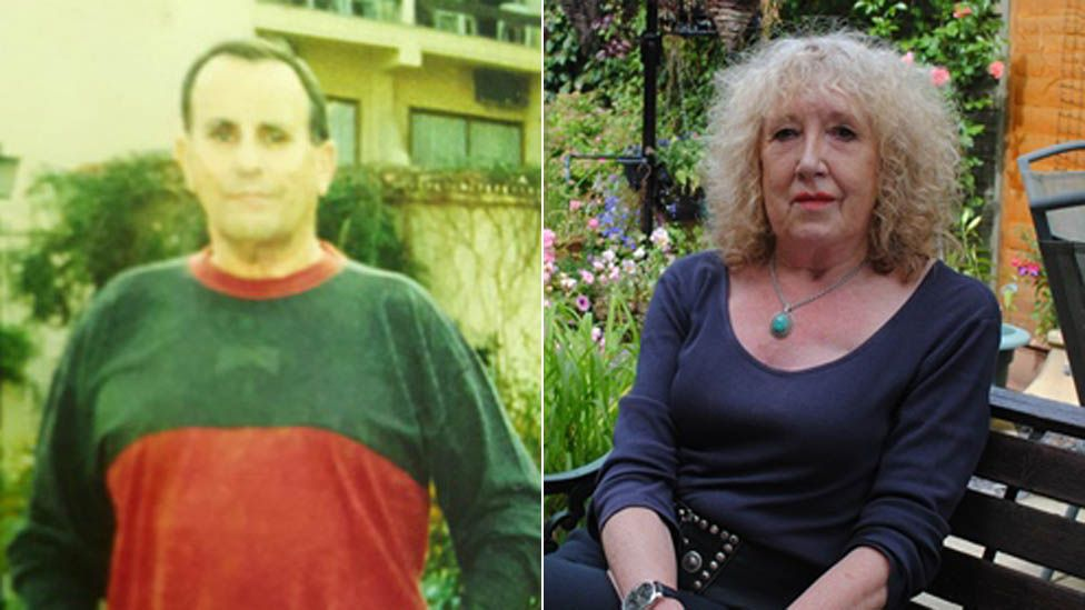John Sabine a Leigh Ann Sabine