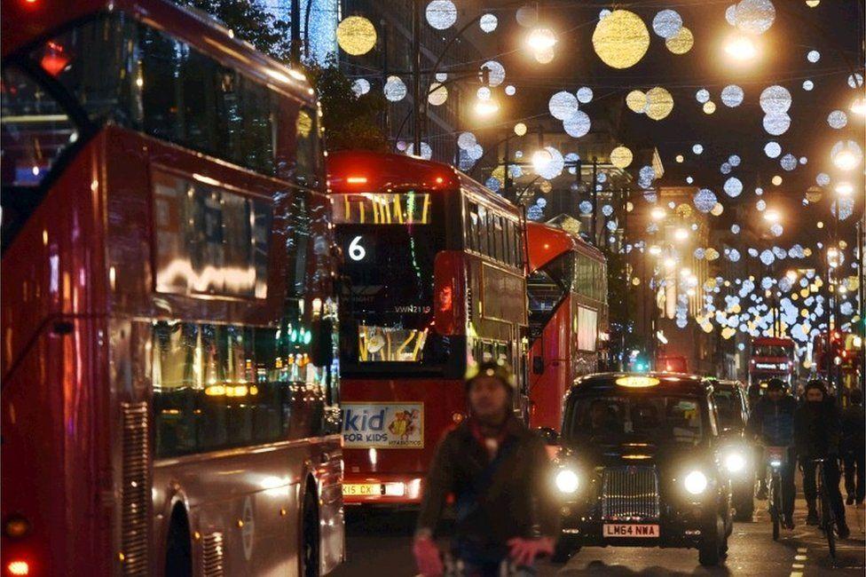 London's Oxford Street