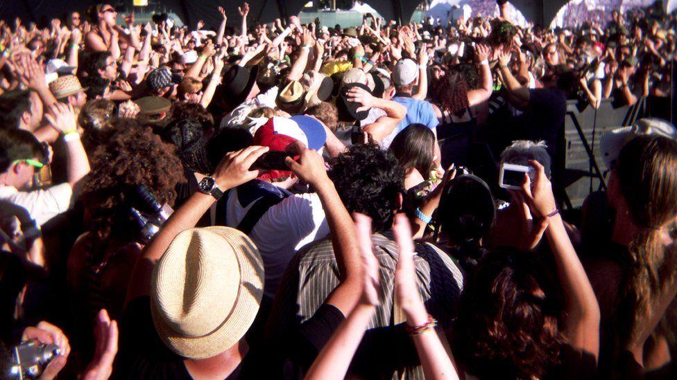 The Coachella Valley Music and Arts Festival in Indio, California, 19 April 2009