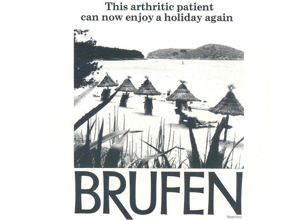 Brufen Advertisement 1969