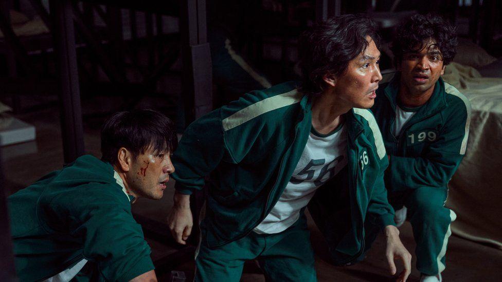 Squid Game: The Netflix show adding murder to playground nostalgia - BBC  News