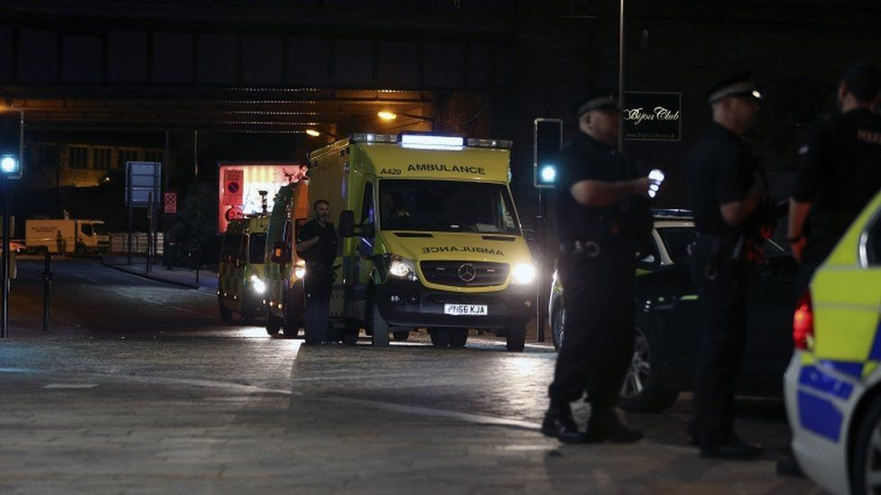 Manchester Arena attack aftermath