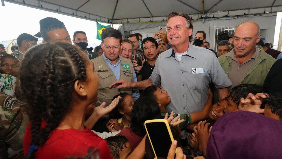 Brazil senators back criminal charges against Bolsonaro over Covid handling (bbc.com)