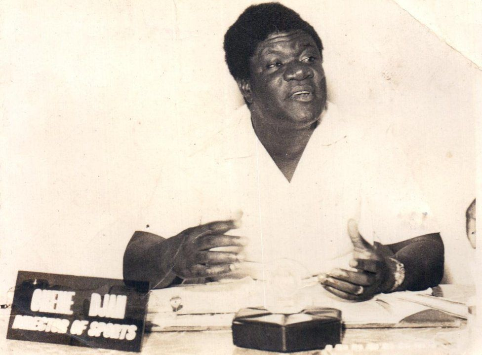 Picture of Ohene Djan
