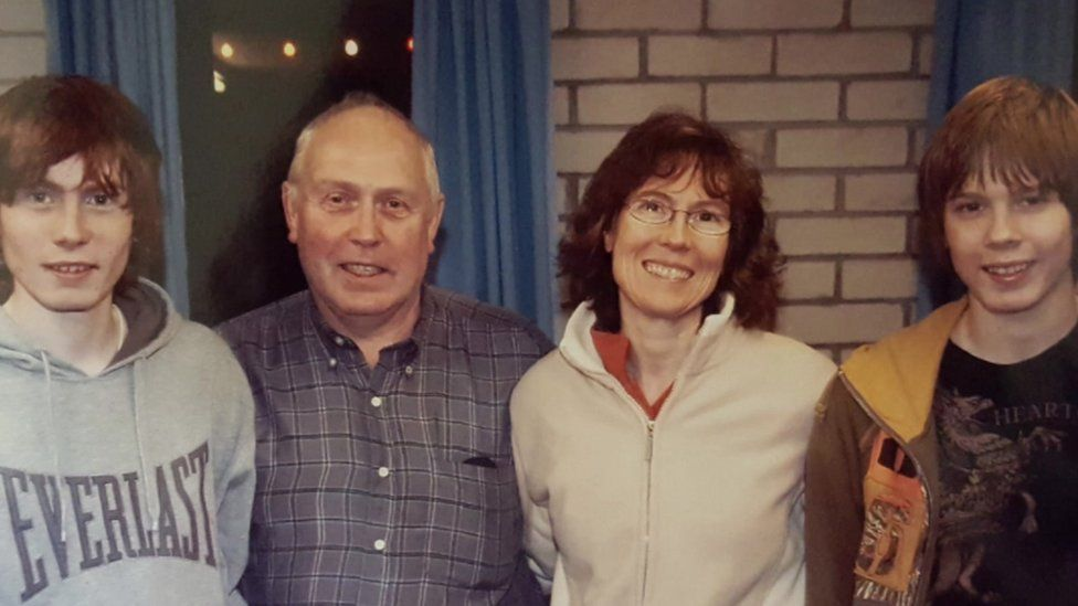 Lakeman family