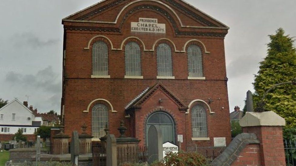 Providence Chapel, Bell End.