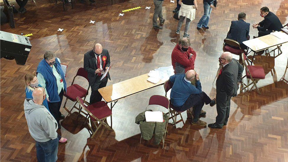 Suffolk County Council vote