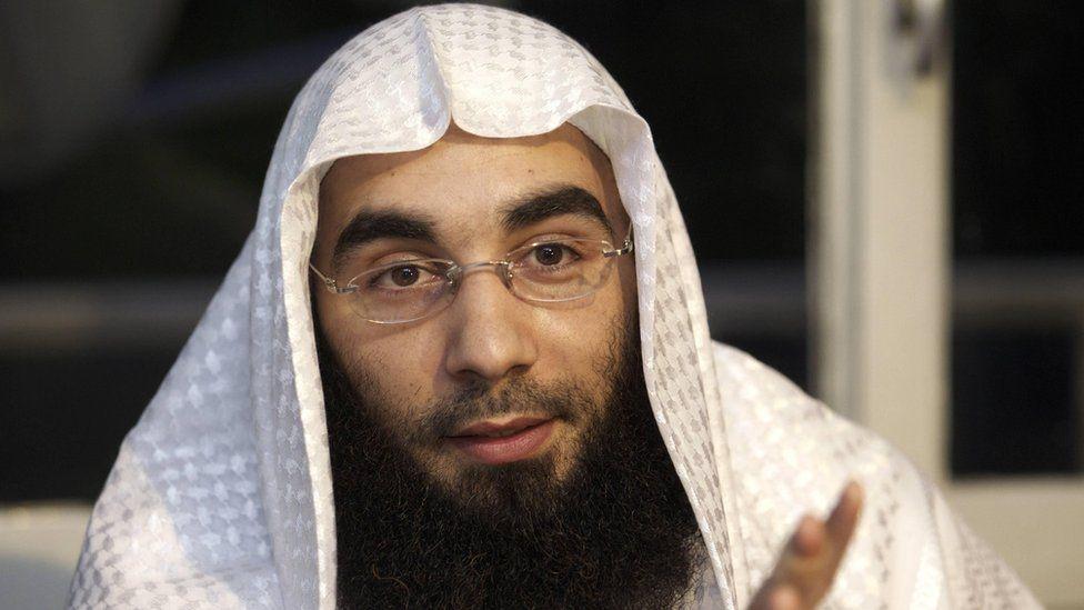 Sharia4Belgium leader Fouad Belkacem in 2012