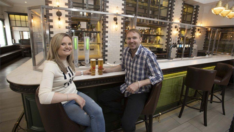 Ardnamurchan pub in Glasgow