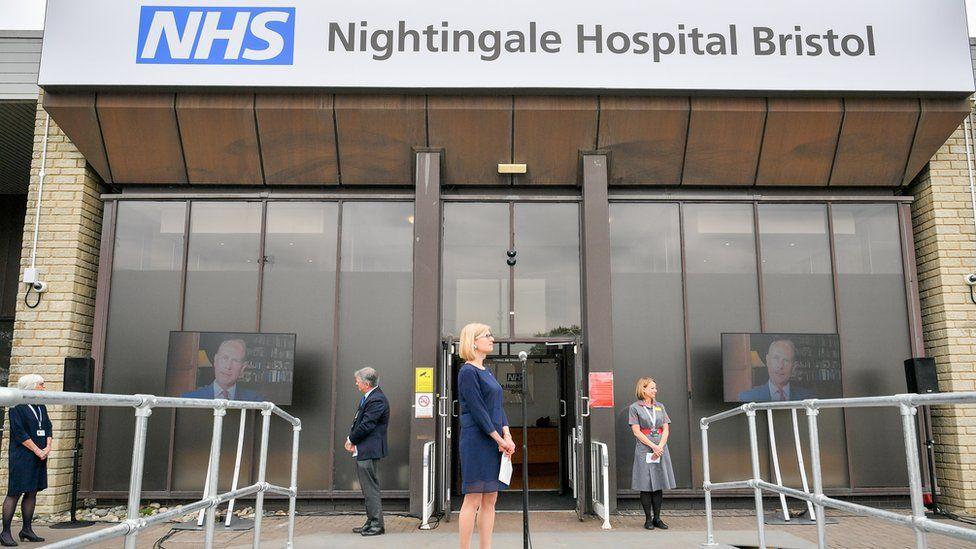 Nightingale Hospital, Bristol
