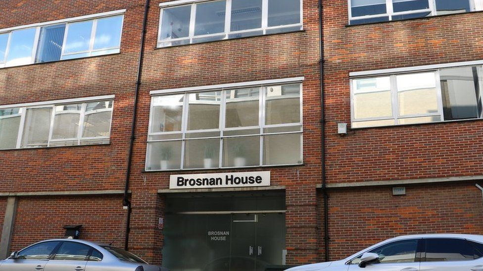A Potters Bar office is the registered address for more than 100 companies implicated in international money laundering schemes