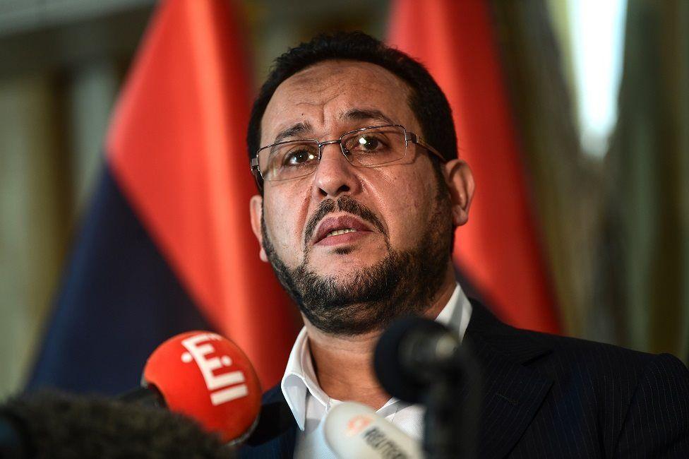 Picture of Abdel Hakim Belhaj