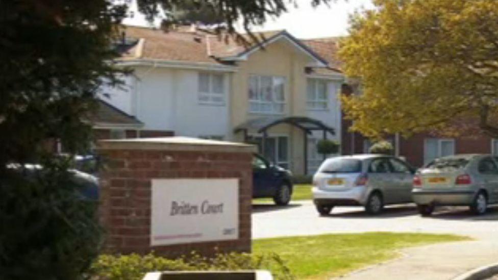 Britten Court
