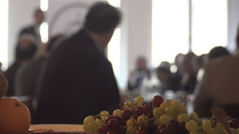 Syrian leaders meet in Berlin